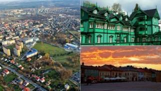 10 najszybciej wyludniających się miast w Małopolsce