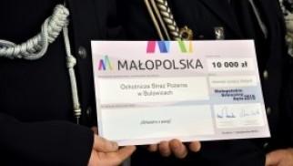 10 tysięcy złotych dla orkiestry dętej z Bulowic