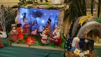 7. konkurs szopek Anieli w niebie śpiewają z eFO