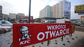 Budują KFC w Wadowicach. Wiemy, kiedy otwarcie