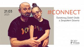 #CONNECT. 21 marca załóż dwie różne skarpetki