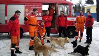 Czworonożny strażak Max odszedł za Tęczowy Most