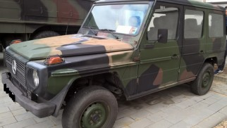 Do kupienia powojskowe pojazdy, sprzęt i złom – FOTO