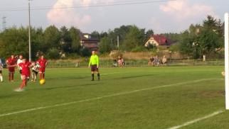 Dwie różne połowy meczu w Gorzowie