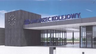 Dworzec w Oświęcimiu będzie przebudowany - FOTO - InfoBrzeszcze.pl