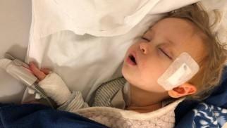 Dwuletnia Kaia jest śmiertelnie chora. Pomożecie?