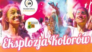 Eksplozja kolorów w Brzeszczach! - InfoBrzeszcze.pl