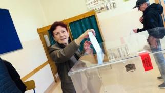 Frekwencja wyborcza w naszym powiecie