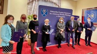 Grzegorz Konior ponownie przewodniczącym rady uczelni – FOTO