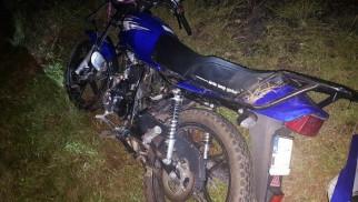 HARMĘŻE. Nastoletni motocyklista uderzył w pociąg