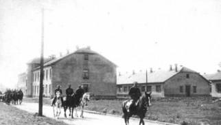 HISTORIA. Mit o koszarach austriackich w Oświęcimiu