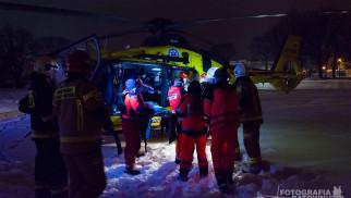 Interwencja służb ratowniczych w Chełmku i Libiążu – ZDJĘCIA!