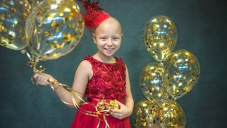Jak odnaleźć uśmiech w chorobie. Poznajcie historię niezwykłej 10-latki z Chrzanowa
