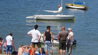Jezioro Mucharskie: brak plaży, parkingu, kłótnie turystów