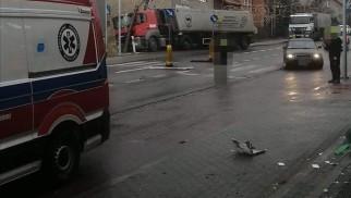 Karambol w Chełmku. Pojazdy przegrały z warunkami atmosferycznymi – ZDJĘCIA!