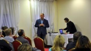"""Konferencja zwieńczyła projekt """"Rozwijamy kompetencje cyfrowe w Gminie Kęty"""""""