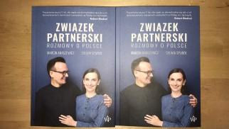 """KONKURS. Wygraj książkę """"Związek partnerski. Rozmowy o Polsce"""""""