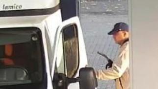 KWP Katowice. Śląska Policja poszukuje złodzieja paliwa. Czy go rozpoznajesz?