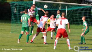LKS Gorzów wygrał dzięki lepszej skuteczności