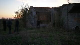 Ludzkie zwłoki odnalezione na terenie starej przepompowni