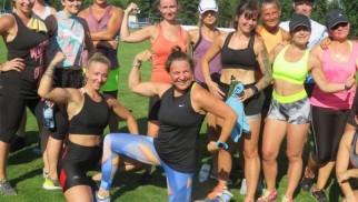 Maraton fitness na stadionie w Wadowicach [ZDJĘCIA]