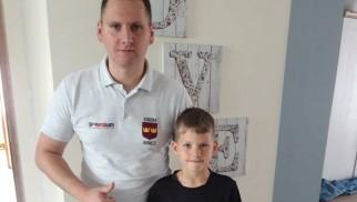 Mariusz Skiernik: Praca z dziećmi w małym klubie jest jak jazda samochodem