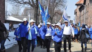 """""""Marsz Żywych"""" - utrudnienia w ruchu"""