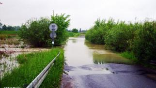 Most na trasie Harmęże – Wola zamknięty
