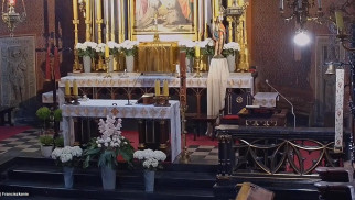 Msza św. w intencji pracowników służby zdrowia z powiatu oświęcimskiego – FILM