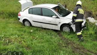 Nieporaż. Wypadek na autostradzie A4 [ZDJĘCIA]