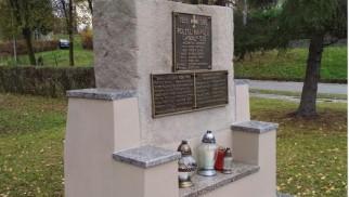 Odrestaurowano pomnik w Jawiszowicach - InfoBrzeszcze.pl