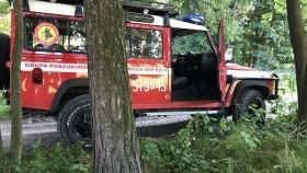 OSP Kęty na weekendowym intensywnym szkoleniu terenowym