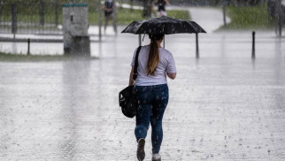Ostrzeżenie przed intensywnymi opadami deszczu w Małopolsce