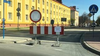 OŚWIĘCIM. Dzisiaj zamkną kolejny odcinek Olszewskiego. Mapa objazdu