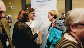 Oświęcim. Europa ojczyzn. Drugi dzień Oświęcimskiego Forum Praw Człowieka