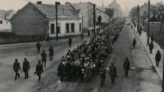 OŚWIĘCIM. Kolejarze w pierwszym transporcie Polaków do Auschwitz