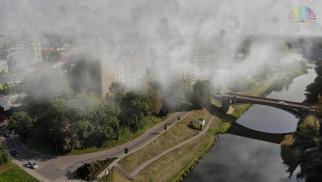 OŚWIĘCIM. Miasto wsparła duża firma w walce o czyste powietrze