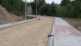 Oświęcim. Nowe ulice zmienią układ drogowy na Zasolu
