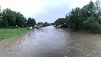 OŚWIĘCIM. Ogłoszony alarm powodziowy na Sole