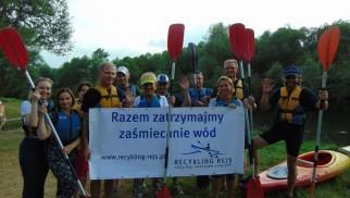 """Oświęcim. Ogólnopolski Spływ Kajakowy """" Trzech Zapór"""" połączony z akcją sprzątania brzegów Soły już w ten weekend"""