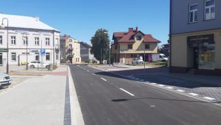 OŚWIĘCIM. Ulica Zaborska już wyremontowana
