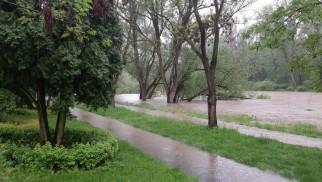 Oświęcim. W mieście obowiązuje alarm powodziowy