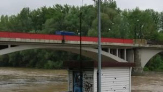 Oświęcim. Woda w Sole się podnosi. W mieście obowiązuje alarm powodziowy