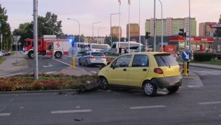 OŚWIĘCIM. Wypadek na ul. Dąbrowskiego