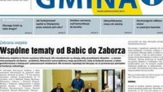 """""""Oświęcimska Gmina"""" wrzesień 2020"""