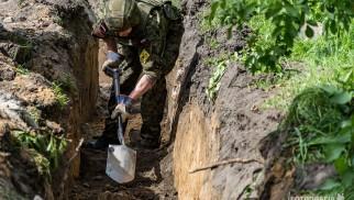 Piątkowa interwencja patrolu saperskiego w Oświęcimiu – ZDJĘCIA!
