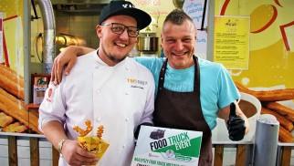 Pierwszy Zlot Food Trucków w Chełmku