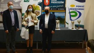 Plebiscyt na sportowca roku w Gminie Przeciszów pod patronatem Starosty Oświęcimskiego