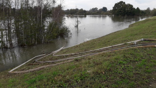 Podsumowano październikową akcję przeciwpowodziową - InfoBrzeszcze.pl