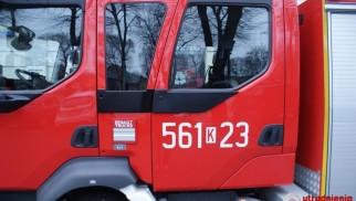 Poważne utrudnienia w Chełmku i Bielanach